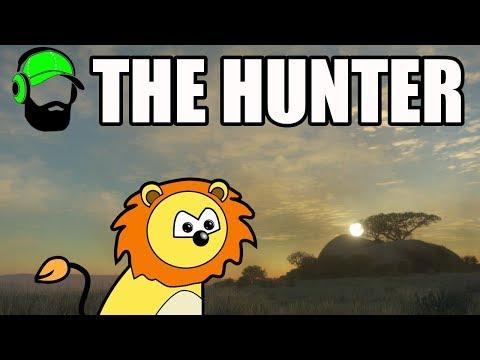 The Hunter Call of theWild - African Lion Safari