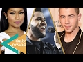 2017 Grammys Preview: Nominees & Performers, Nick Jonas and Nicki Minaj's SEXY Duet -DR