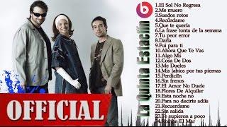 La Quinta Estación Sus Mejores Éxitos mix 2016 YouTube Videos