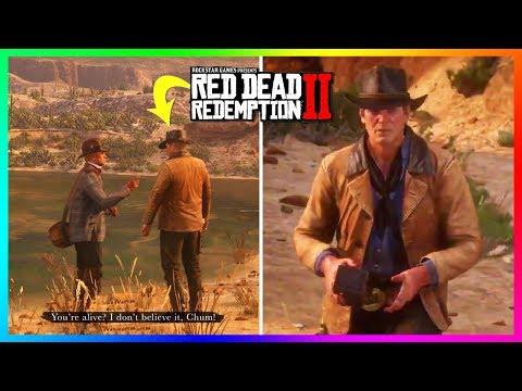 What Happens If Arthur Collects ALL Of The Legendary Fish Instead Of John In Red Dead Redemption 2?
