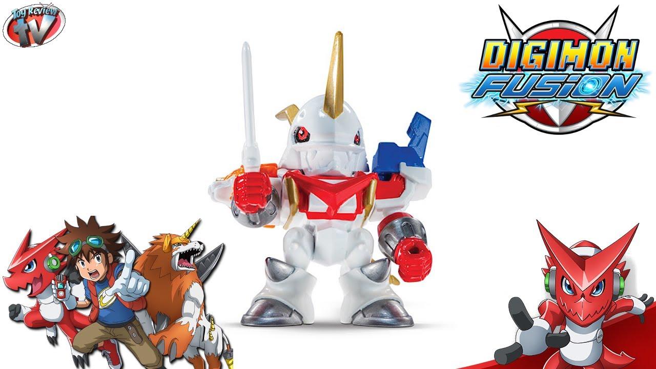 NEW BANDAI Digimon Fusion Mikey Shoutmon X4 Action Figures Lot Of 2