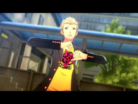Persona 5: Dancing Star Night - Ryuji Trailer