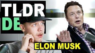 Elon Musk - TLDRDEEP