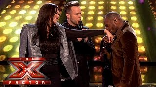 Monica Michael becomes the sixth act to leave the show   | Week 3 Results | The X Factor 2015
