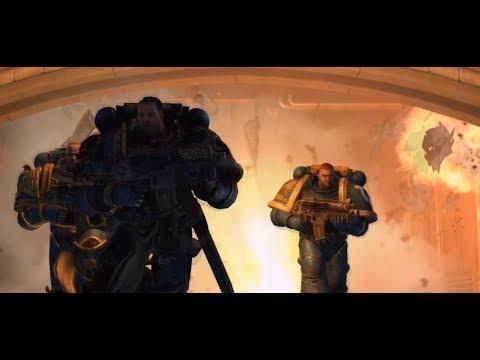 Warhammer 40K: Space Marine - Part 2[Hard][1080p][No Commentary]