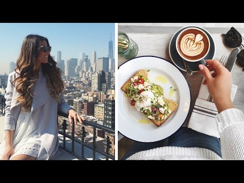 Thumbnail: What I Eat in a Day - NYC - 3 | Mimi Ikonn