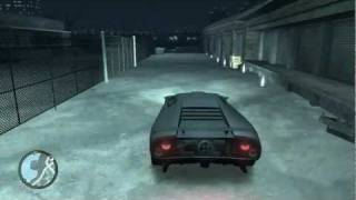 GTA 4 New Infernus Sound HD