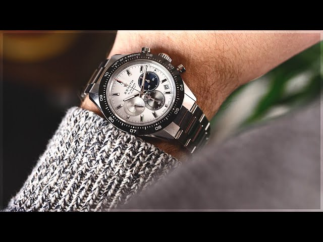 Zenith Chronomaster Sport El Primero 3600 41mm | First Look With WatchGecko