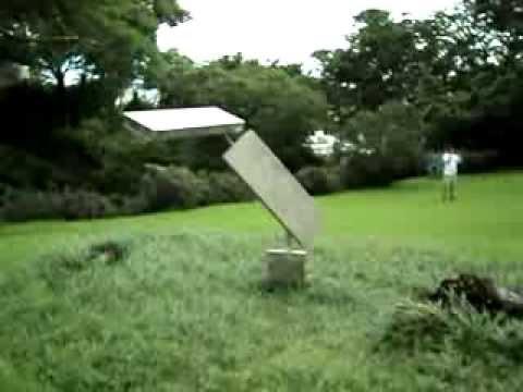 Sculpture garden in Honolulu, Hawaii