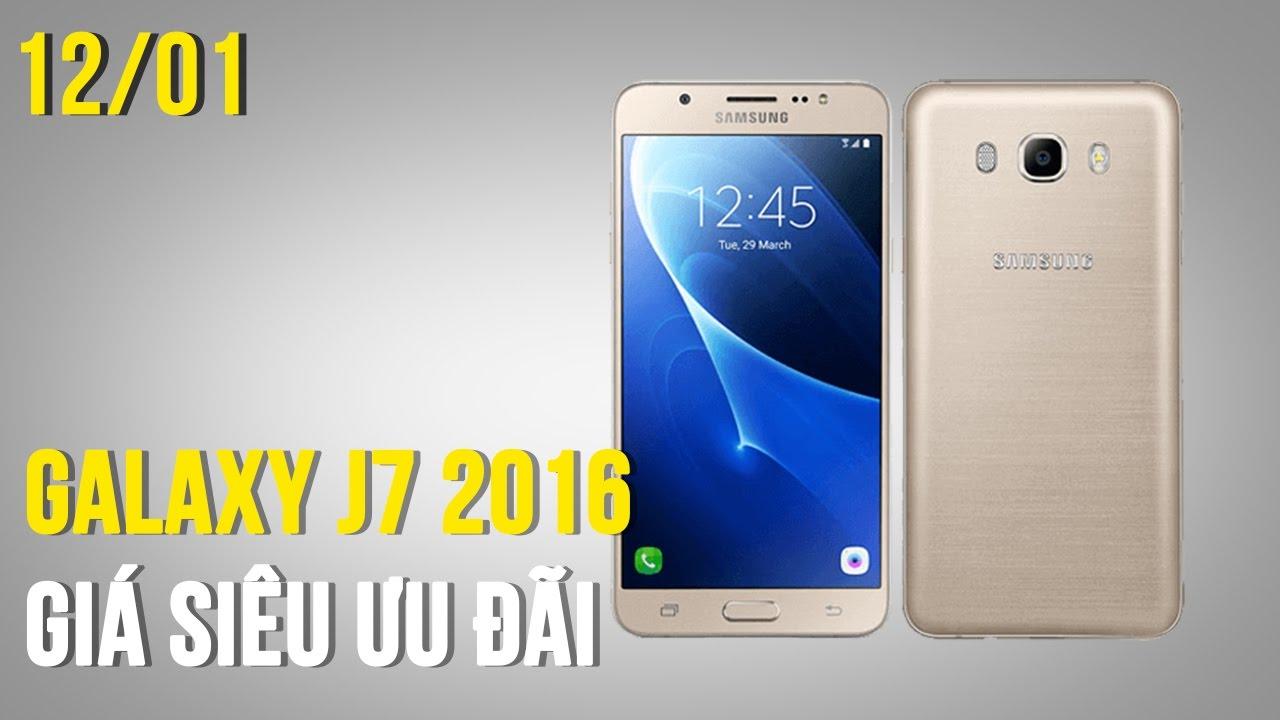 Galaxy J7 2016 giảm giá sốc,10 smartphone giá rẻ hiệu năng mạnh nhất -  YouTube
