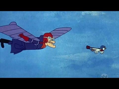 Dick Vigarista e Muttley ( Peguem o Pombo ) - O Grande Equilibrista - Episódio Completo - HD