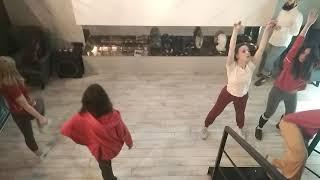 Проба N3. Танцевальная лаборатория Екатерины Стегний. Видео 2.