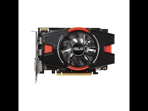 Graphic Card Review - Asus AMD Radeon R7 250X 1GB
