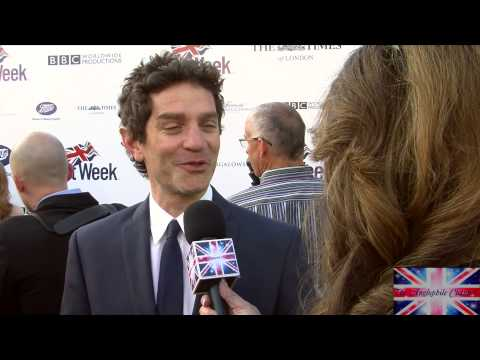 James Frain Grimm, The White Queen, Tudors is amazed by The Anglophile Channel!