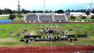 CHS Canyon Regiment, 10/13/18 - Gahr HS Invitational Field Tournament