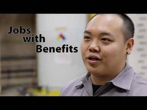 Jobs With Benefits: Helping People, Helping The Environment