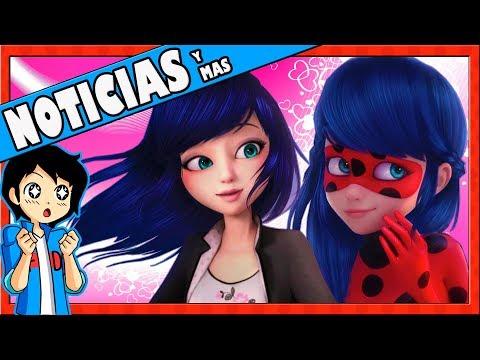 Miraculous Ladybug | ¡MARINETTE TENDRÁ EL CABELLO SUELTO!, THOMAS ASTRUC HABLA DE LUKA Y MÁS...