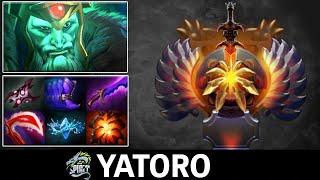 T.SPIRIT YATORO TI-10 WIΝNER WRAITH KING WITH ARMLET - DESOLATOR DOTA 2 GAMEPLAY 7.30