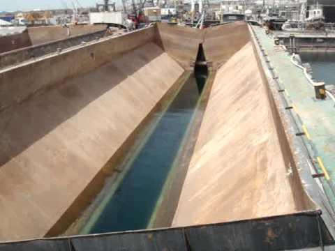 ARTEMIS - II Barge Split - (Archirodon - RAK CFY )