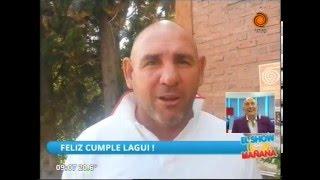Cumpleaños de Lagarto Guizzardi 01 02 2016