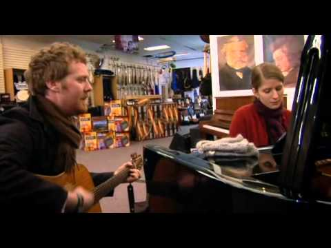 Once (music shop scene) - Falling slowly