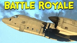 BATTLE ROYALE! - Arma 3