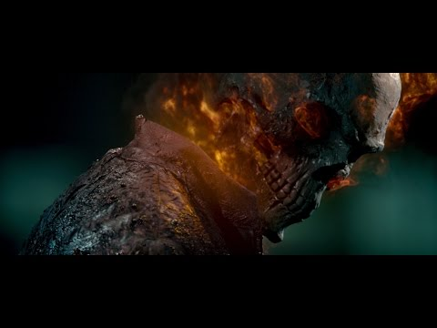 Ghost Rider 2 First Fight Scene