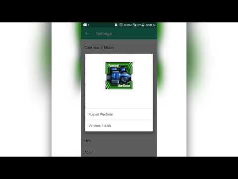 Rusted WarDate Center - Apps on Google Play