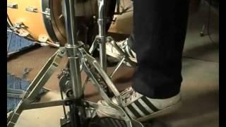 8   Скоростная игра ногами и бласт биты