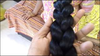 Repeat youtube video ILHW Rapunzel Thickest Braid Presentation