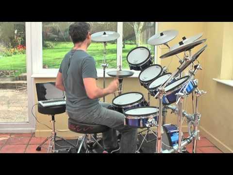 Genesis 'Turn It On Again' - drum cover by Jouxplan