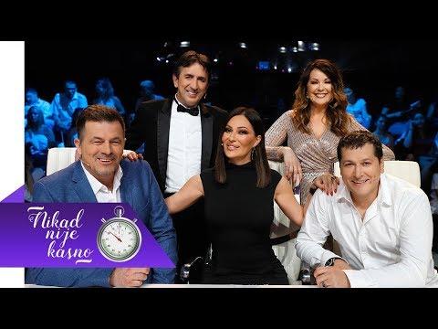 Nikad nije kasno - FINALE - Cela emisija 35 - 11.06.2018.