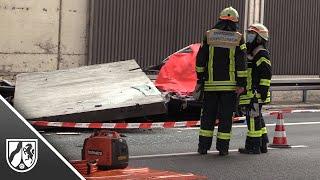 Tödlicher Unfall auf der A3 bei Köln