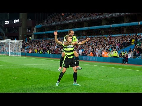 HEF: see Michael Hefele in action for Huddersfield Town!