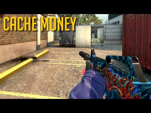 CS:GO - Full Match | Cache Money