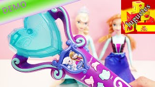 Micrófono de Elsa y Anna   Disney Frozen   Demo