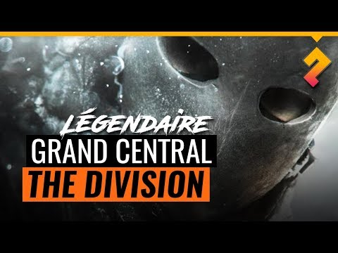 The Division - Nouvelle mission légendaire (en Appel Sentine