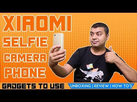 Xiaomi Redmi Y1 First Review, Pros, Cons, Comparison, Selfie Camera Phone