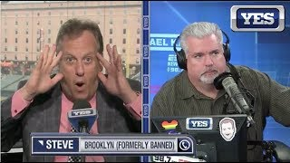 Michael Kay LOSES it After Steve From Brooklyn Calls AGAIN [HD]