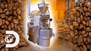COFFEE ROASTER | How It's Made