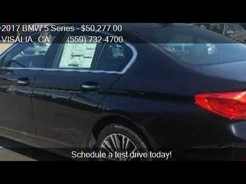 2017 Bmw 5 Series 530i 4dr Sedan For Sale In Visalia Ca 932 Youtube