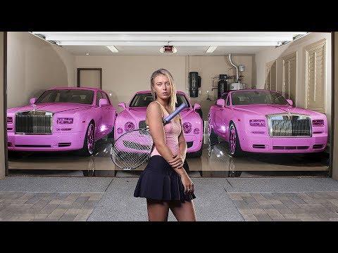 Maria Sharapova's Lifestyle ★ 2019