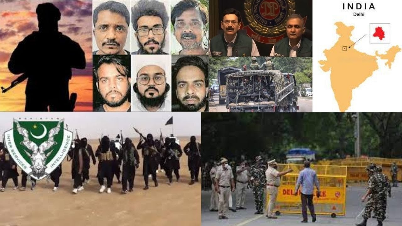Two of the arrested men were trained by ISI and Pak military