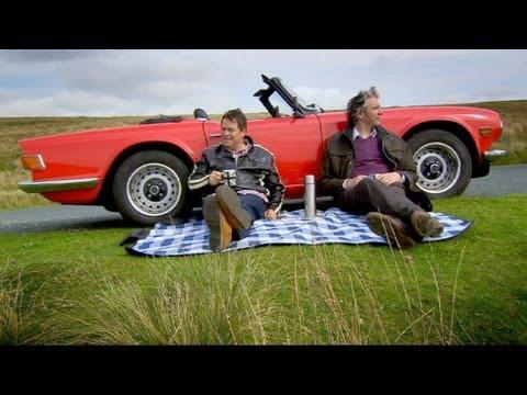 Triumph Tr6 Rally Wheeler Dealers Youtube