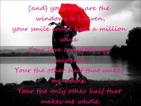 Make me whole - Amel Larrieux (Lyrics on screen)