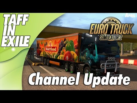 ETS2 | 96 |  Channel Update whilst heading to Poland