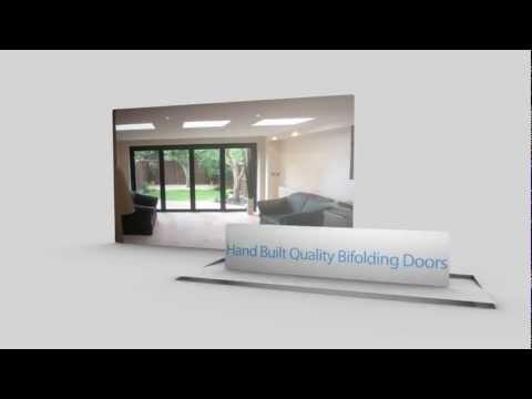 Aluminium Bi Fold Doors London