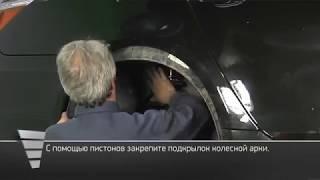 Правильная замена задних амортизаторов BMW 525D (E60). Установка амортизаторов MONROE. Часть 2