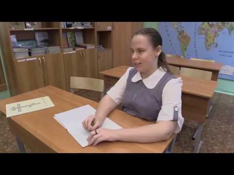 Рассказ о Христе ученицы школы-интерната для слепых детей Ани Беляковой