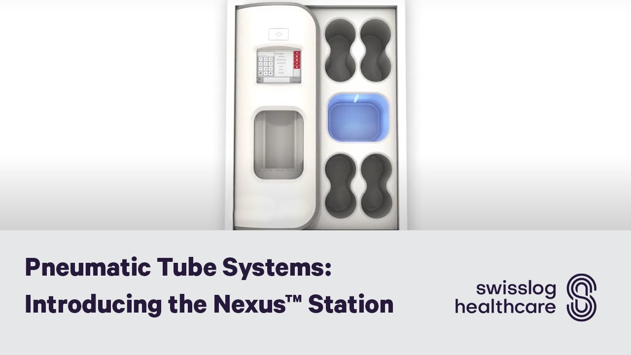 Pneumatic tube systems reimagined introducing the nexus